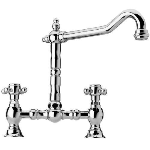 Paini Baroq Bridge Kitchen Mixer Tap